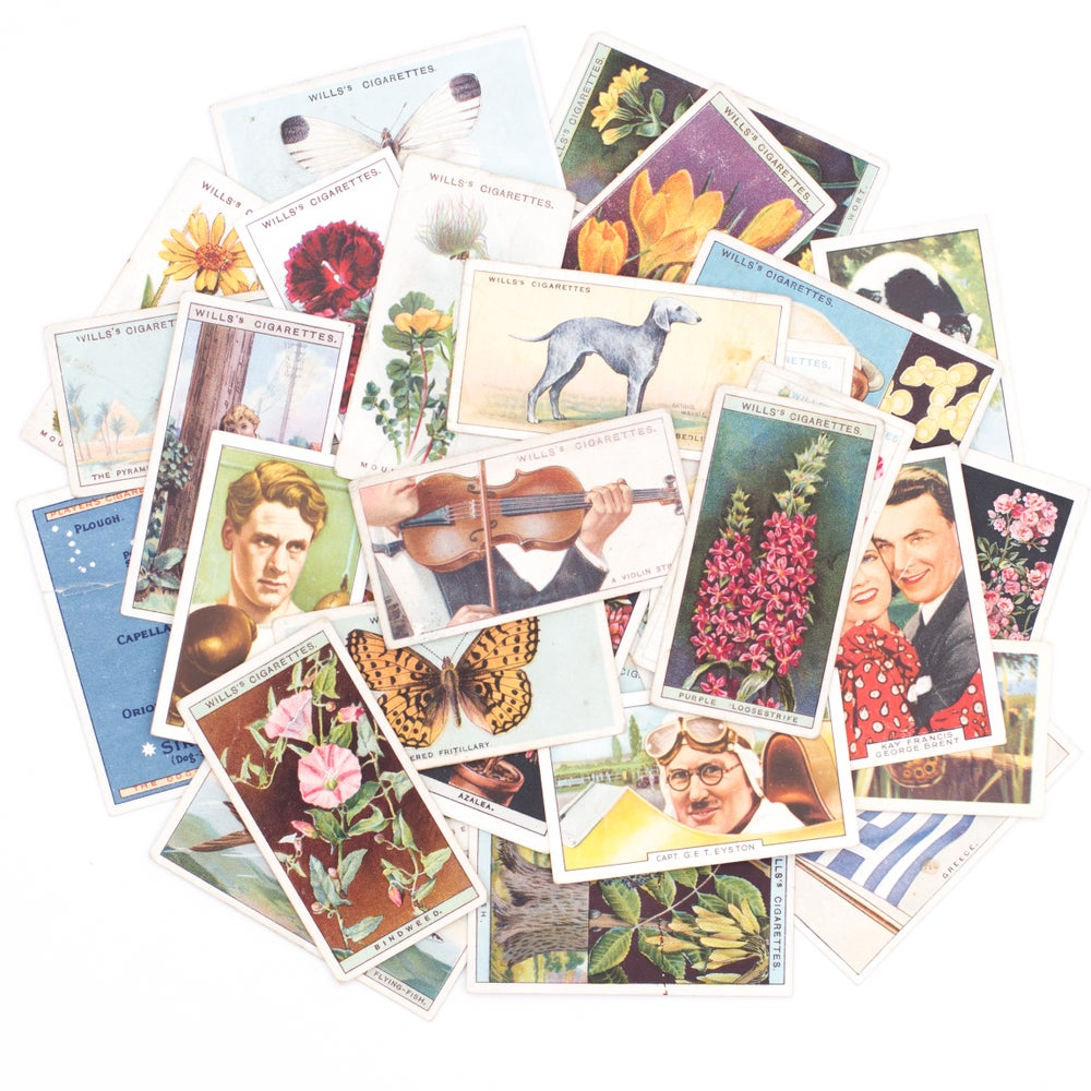 Image of Imperfect Cigarette Cards
