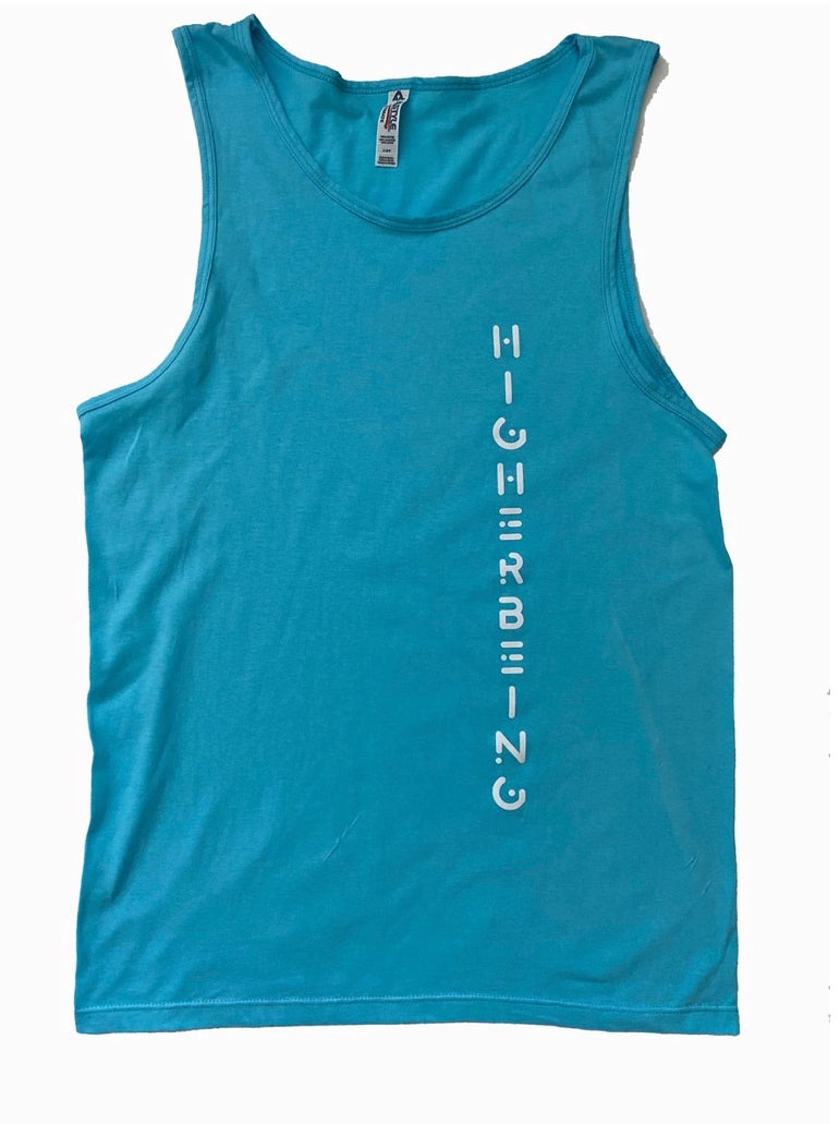 Image of Higher Being Tank Tops