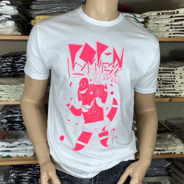 Pop-n-Lockness Monster Shirt - Sick Animation Shop