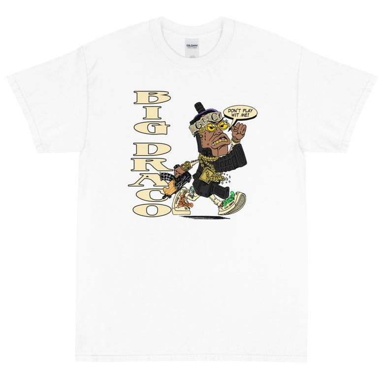 Image of BIG DRACO TEE
