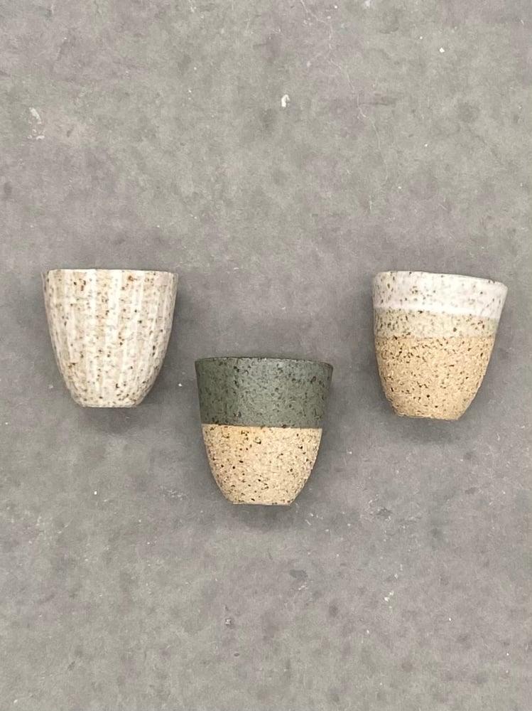 Image of 3 beakers
