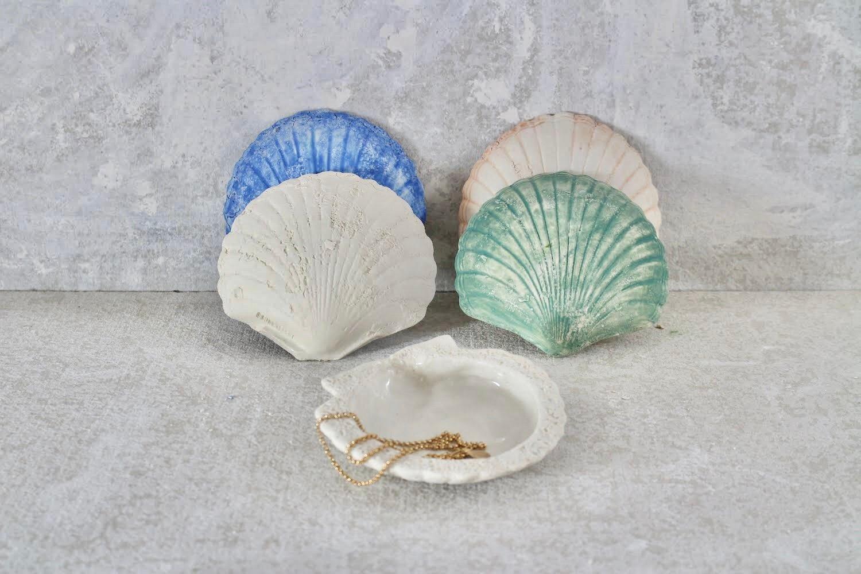Image of Shell Jewel Tray