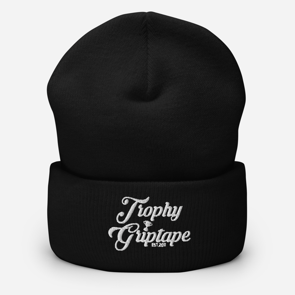 "Image of Trophy ""Script"" Beanie"