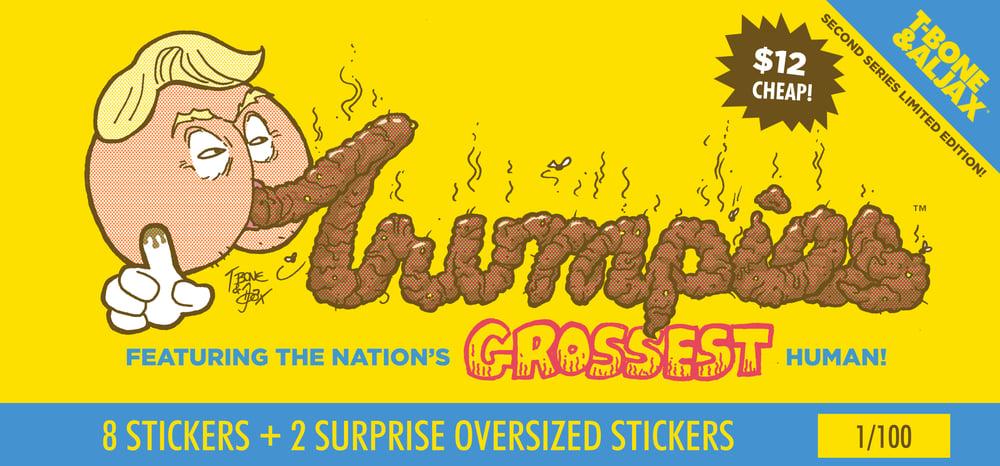 Image of Trumpies - T-Bone & Aljax Sticker Pack Series 2
