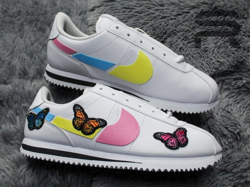 Image of Butterfly Nike Cortez
