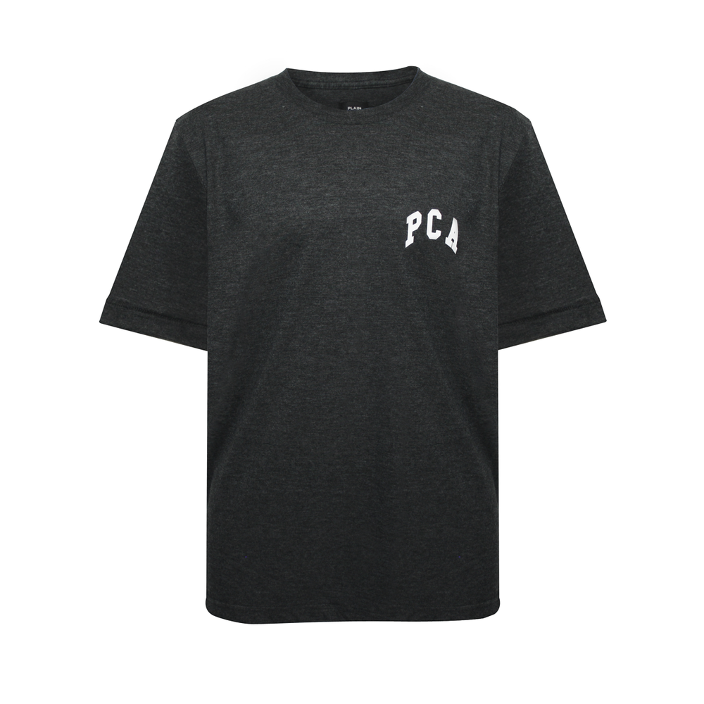 Image of The West Trail T-Shirt Charcoal Grey