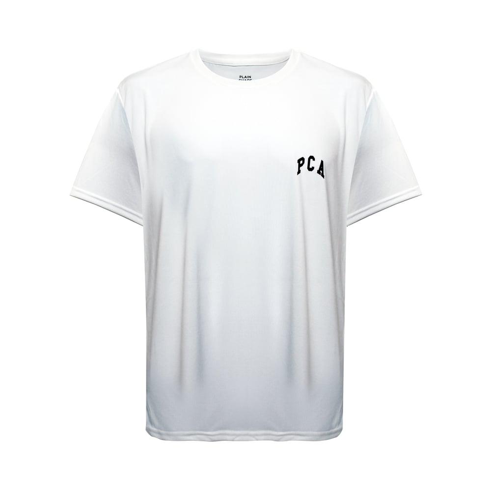 Image of PCA Original Athletic Tee White