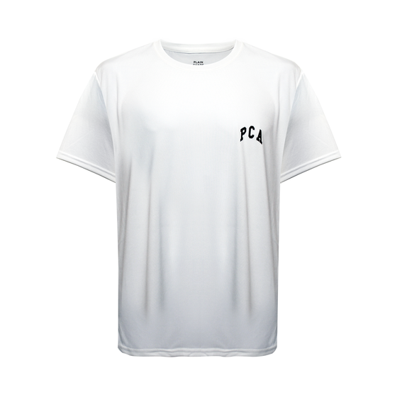 Image of PCA Original Athletic Tee White