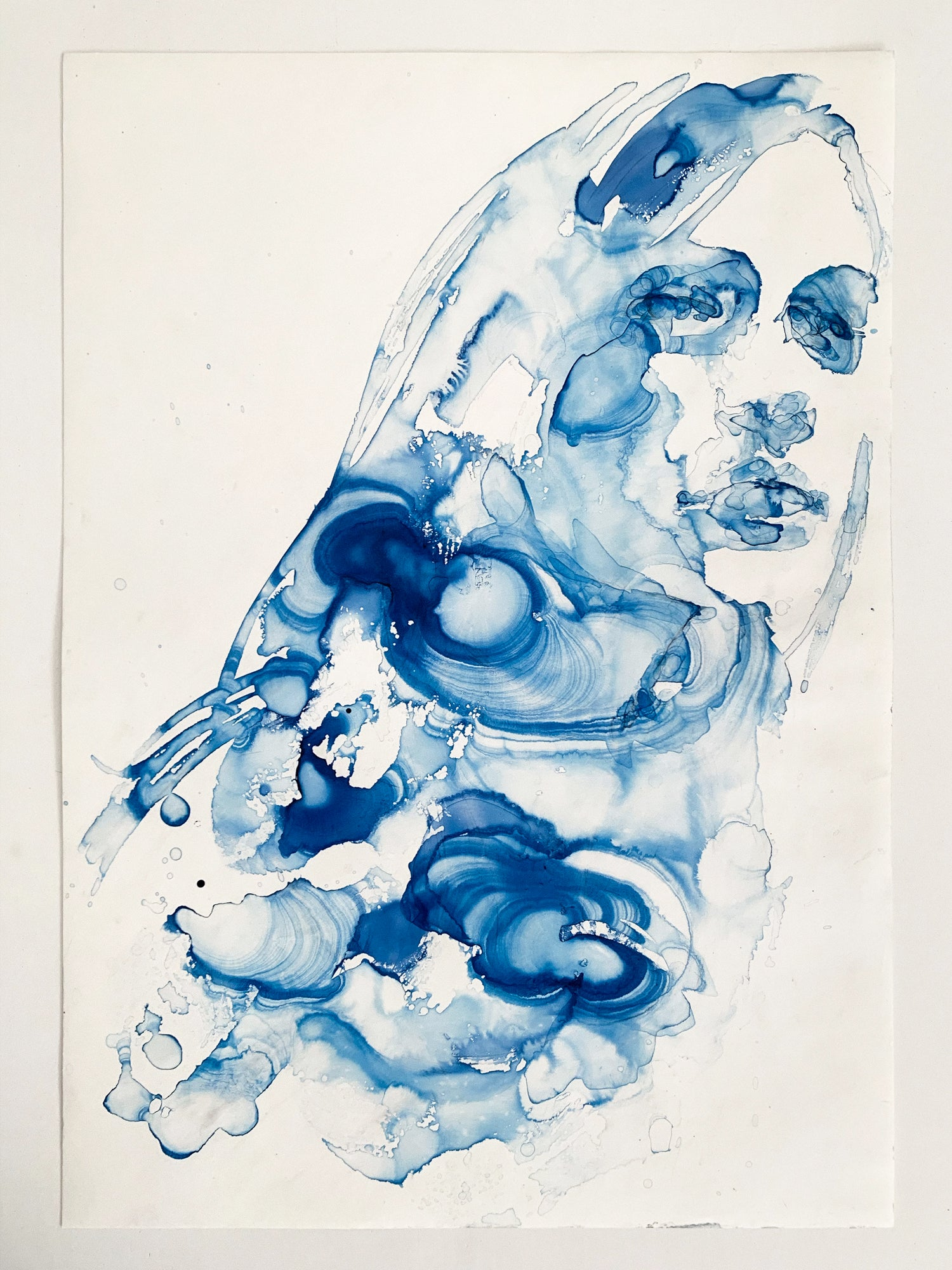 Agnes-Cecile I'm water