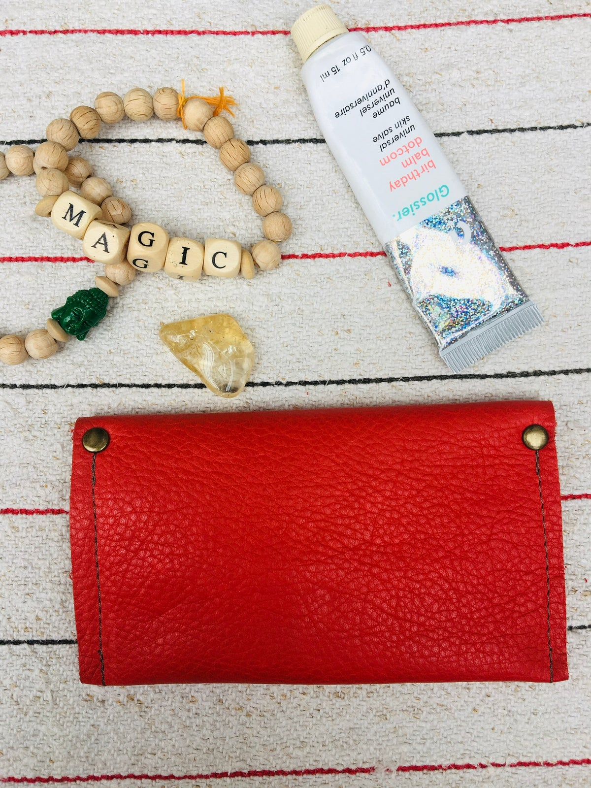 Walter Wallet - Red