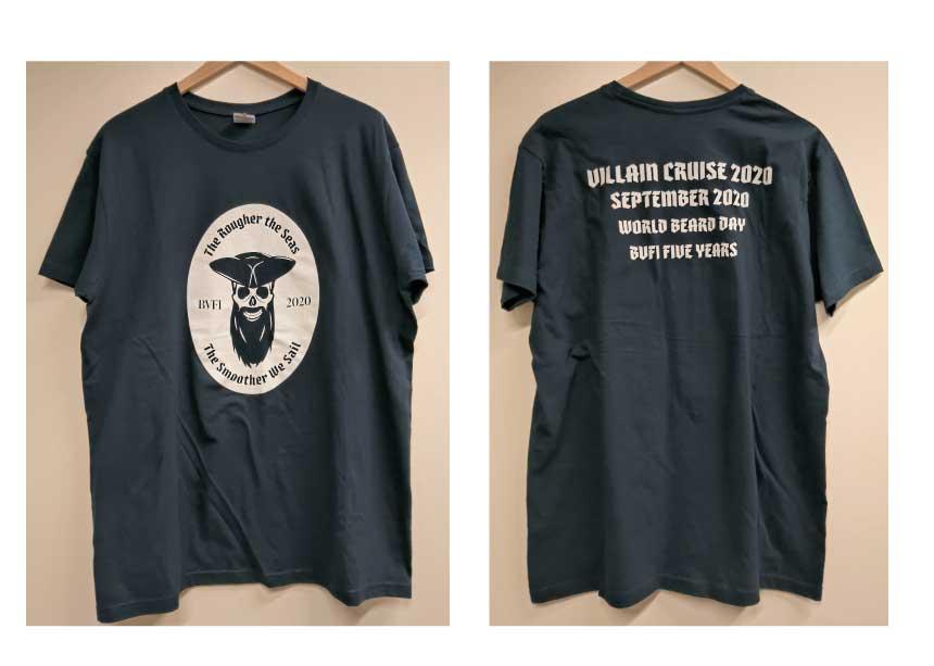 Image of Villain Cruise 2020 -T-shirt