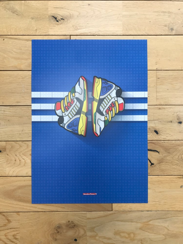 Image of ZX A3 Poster