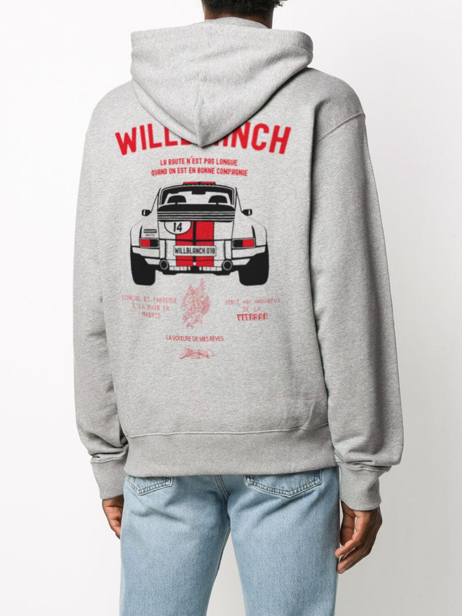 Image of THE PORSCHE HOODIE