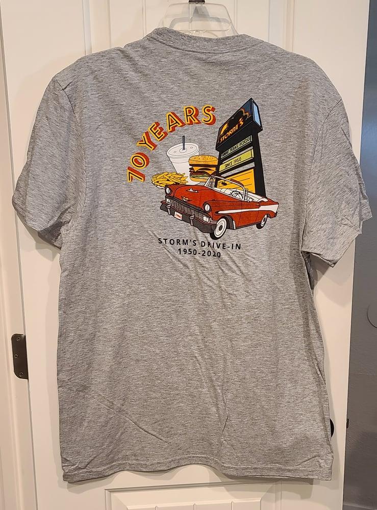 Image of 70th Anniversary Tshirt
