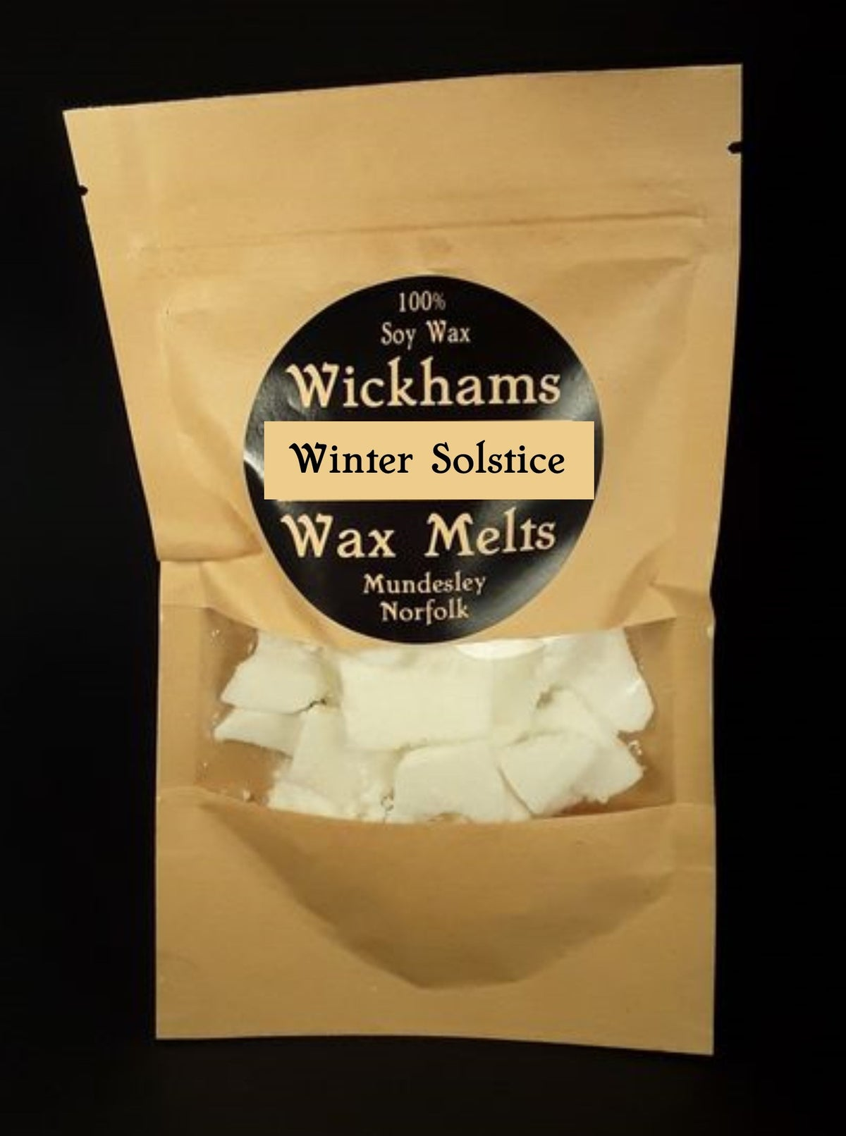 Image of Winter Solstice Wax Melt Bag (Vegan/GM free)