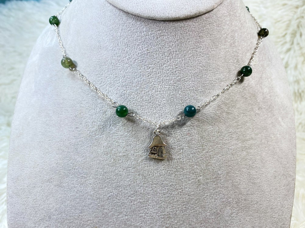 Image of Fairy Cottage necklace
