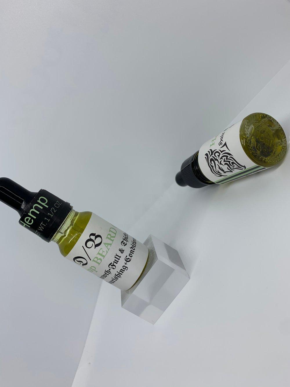 Image of HEMP BEARD OIL 🍃