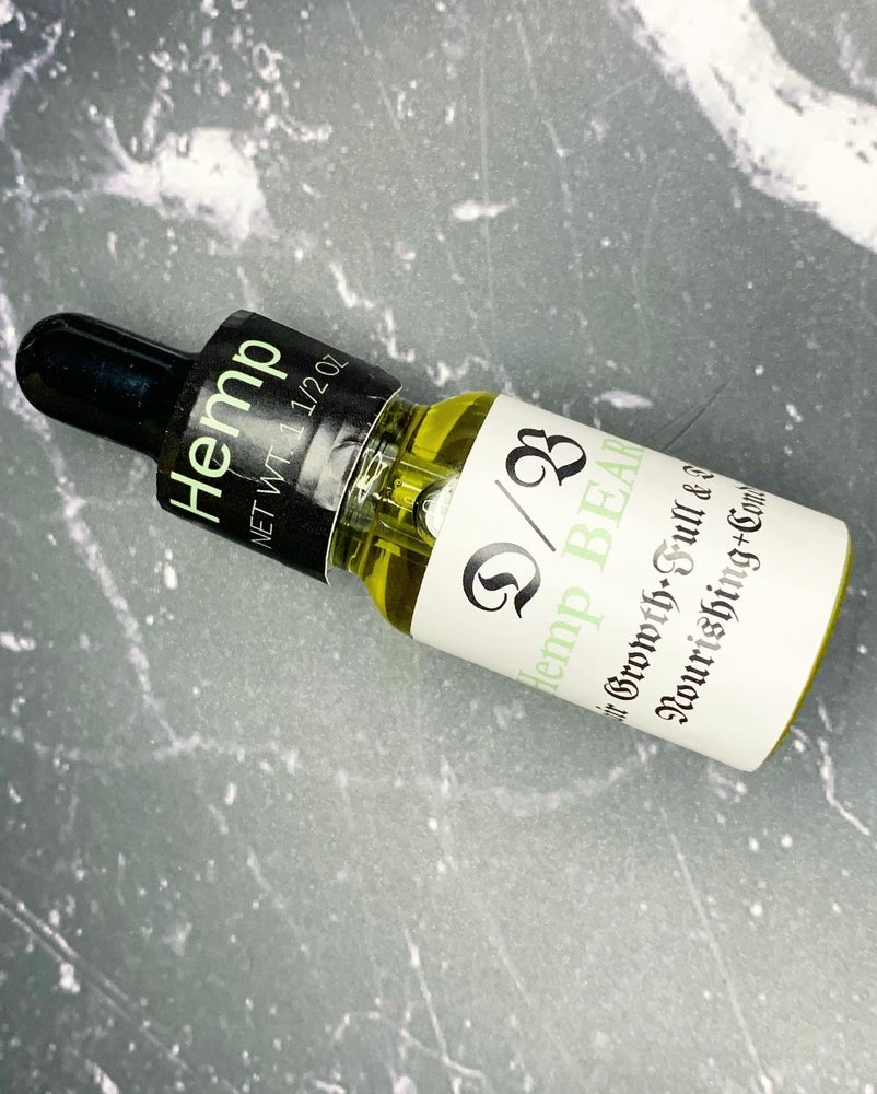 Image of HEMP BEARD OIL 🍃