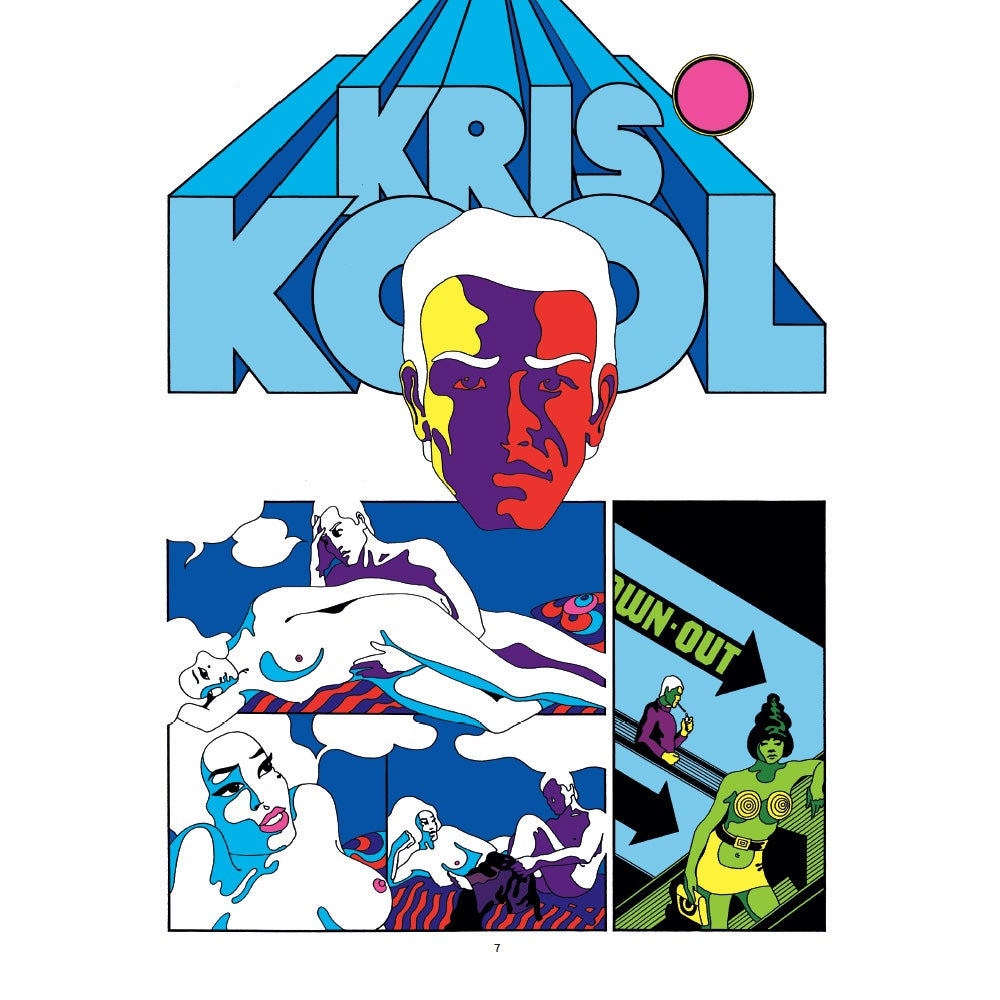KKPack - 5 copies of KRIS KOOL (English language edition) - ONLY FOR RETAILERS