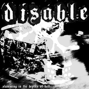 Image of DISABLE Slamming In The Depths Of Hell EP