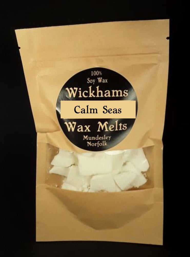 Image of Calm Seas Wax Melt Bag (Vegan/GM free)