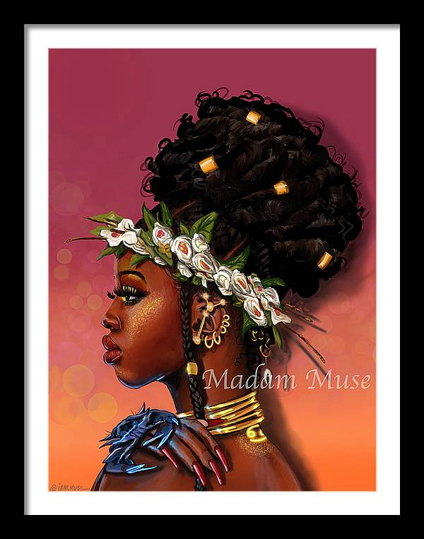 """Image of """"Queen Cancer"""" Prints"""