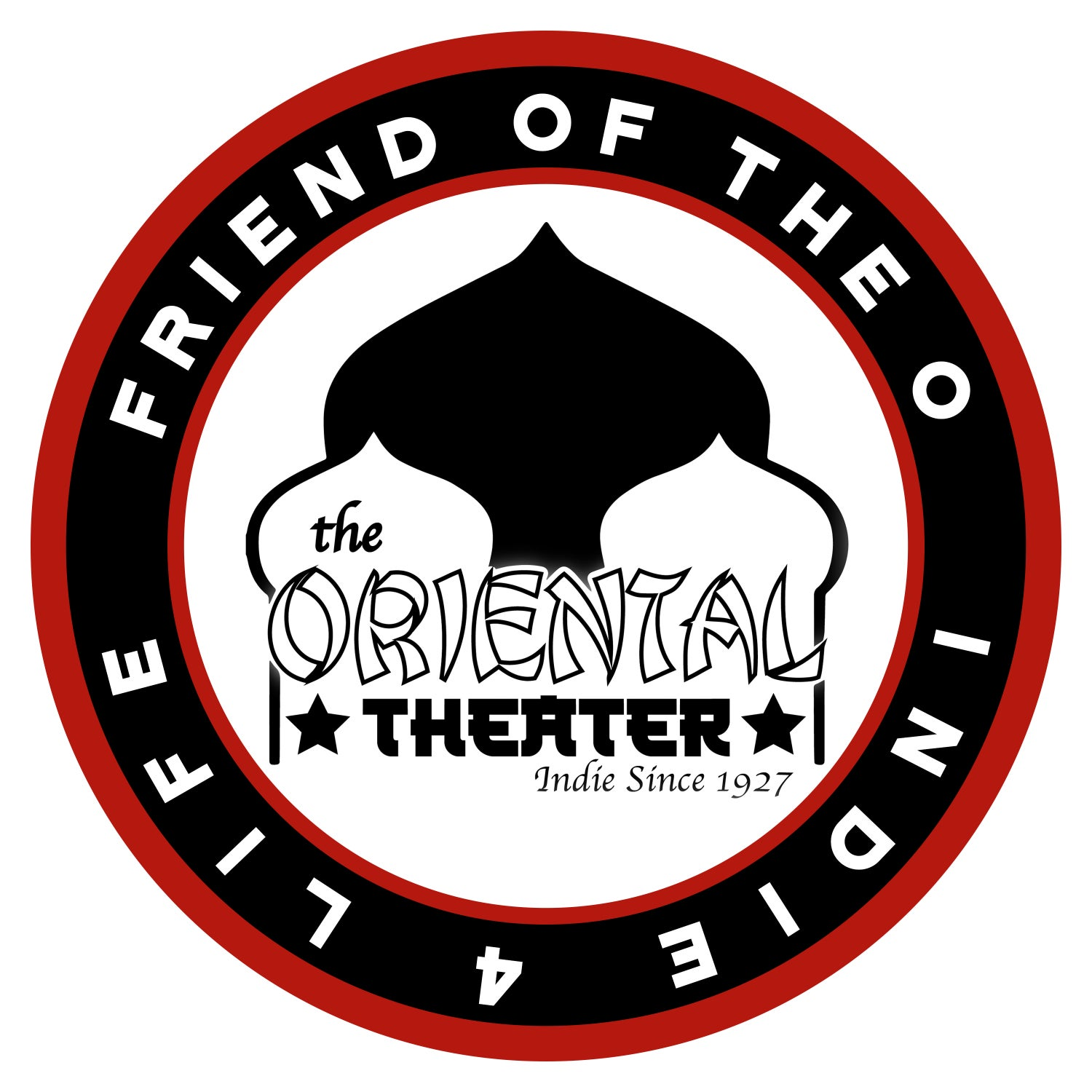 Image of Friend Of The Oriental Theater