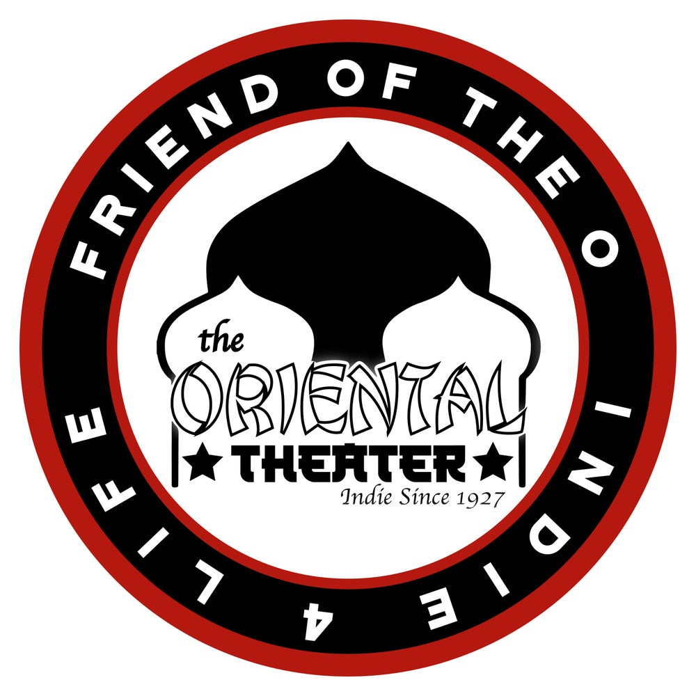 Image of Friend Of The O Enamel Pin