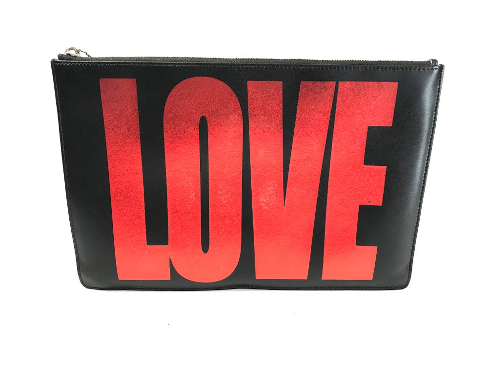 Image of Givenchy Love Clutch 992-1