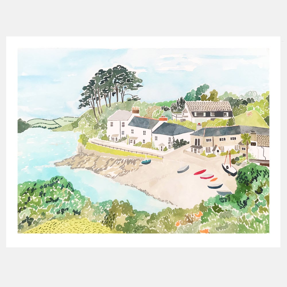 Image of Helford Passage