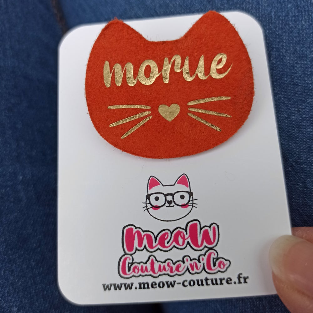 Image of Broche morue