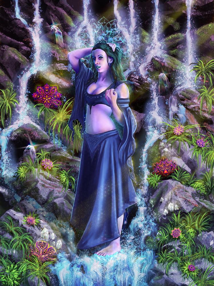 Image of Cascade Sorceress