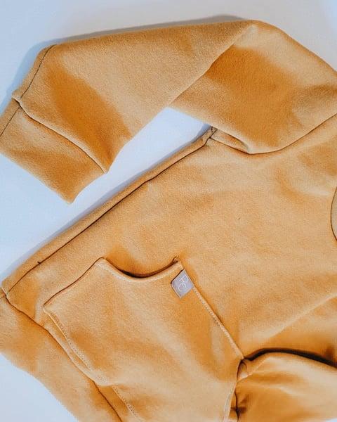 Image of Mustard Pullover