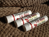 Beeswax Lip Balm, 3-Pack (mint or aloe vera)