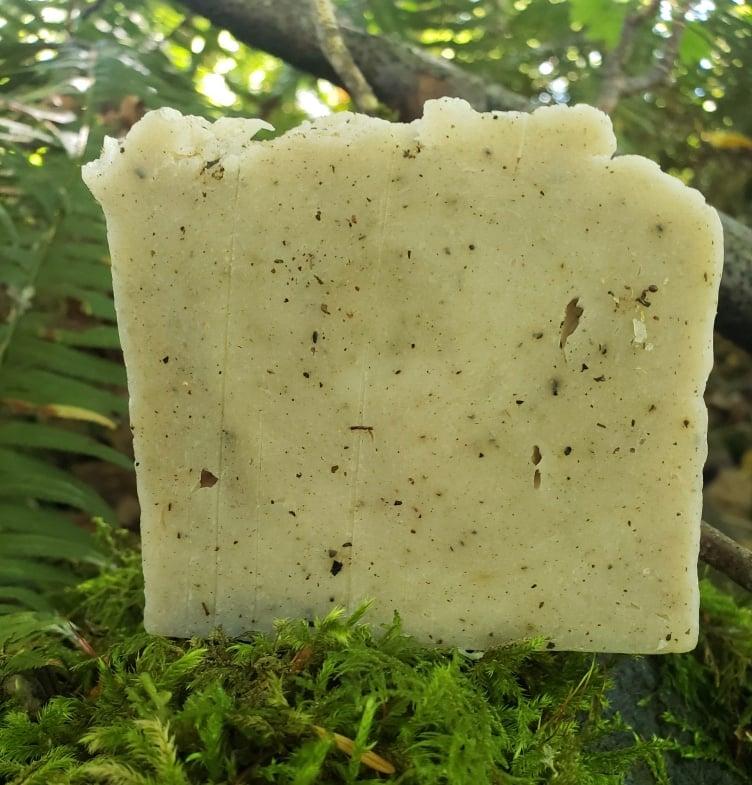Image of Organic Coconut Milk Masala Chai Soap