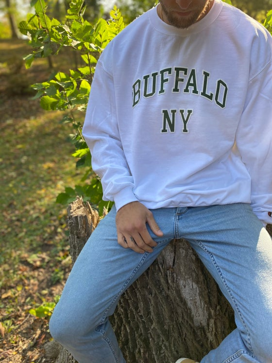 Image of Collegiate Buffalo Champion Crewneck