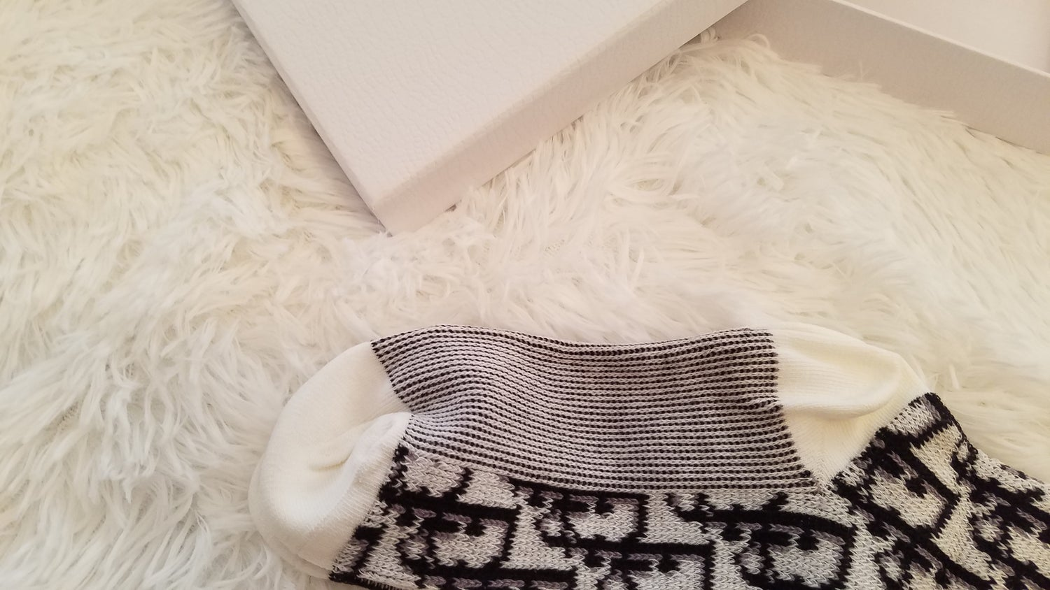 Image of Dior Sock {Org. $100}