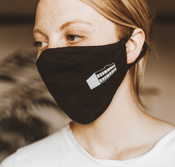 Image of Fort Face Mask (Black)