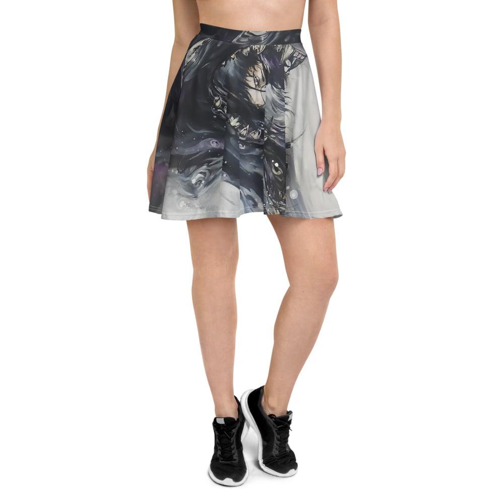 """Image of """"Posession"""" Skater Skirt"""