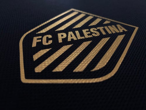 Image of Palestine Anniversary (English) Football Shirt