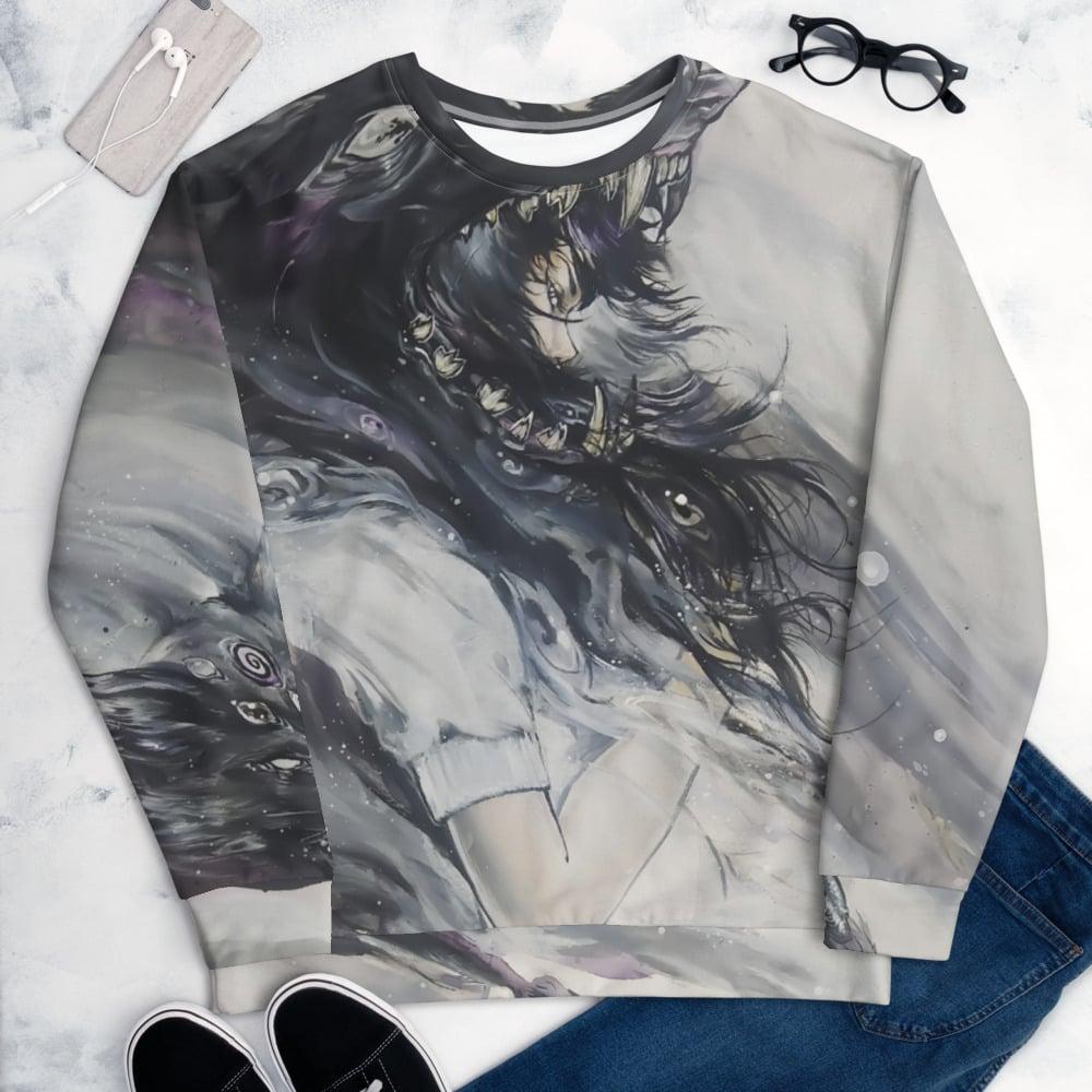 """Image of Unisex """"Posession"""" Sweatshirt"""
