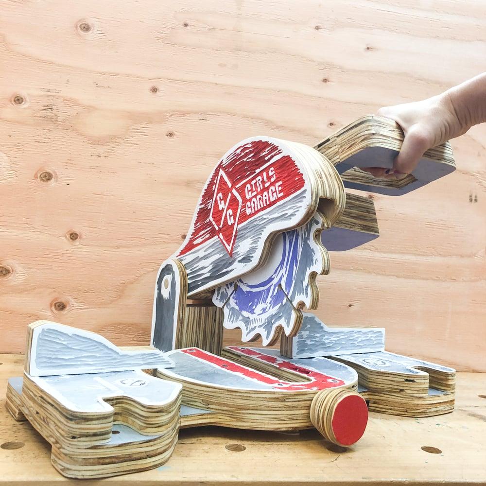 Real Wood Fake Tools - Miter Saw