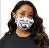 Gun Smoke Face Mask