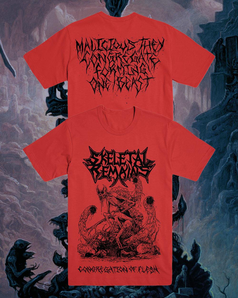 Congregation Of Flesh T-Shirt