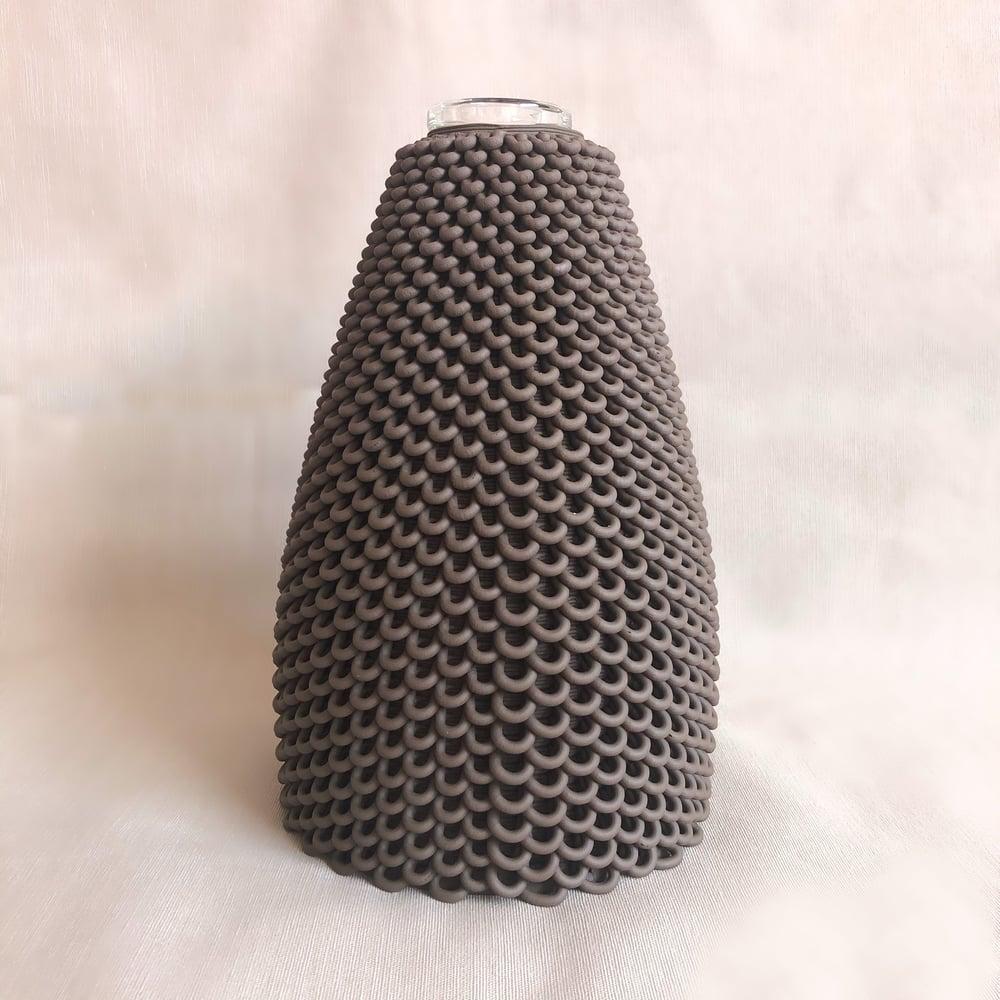 3D Printed Clay Vase