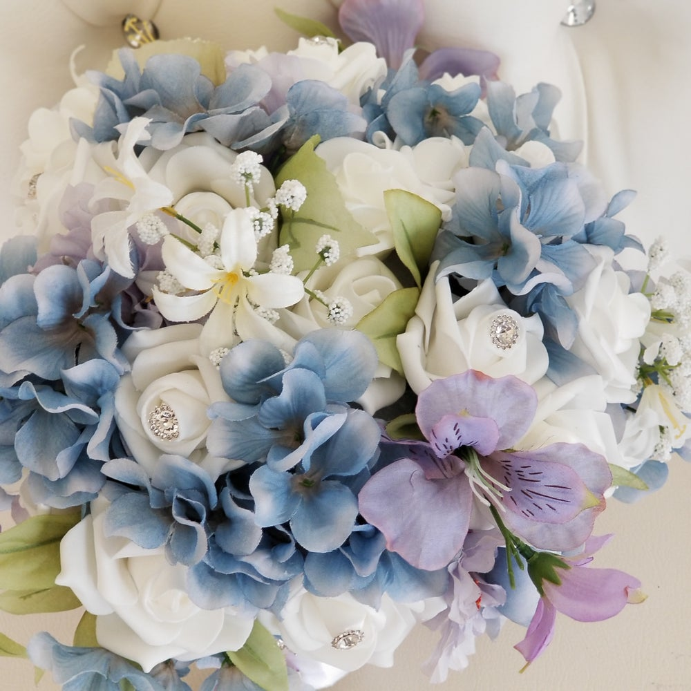 """Spring Collection"" Bridal Bouquet"