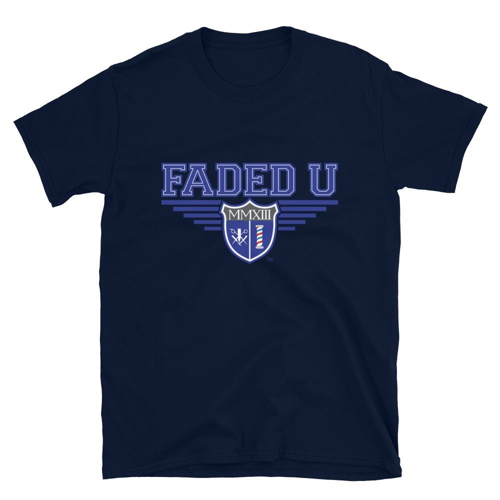 Image of Faded U Logo T-Shirt