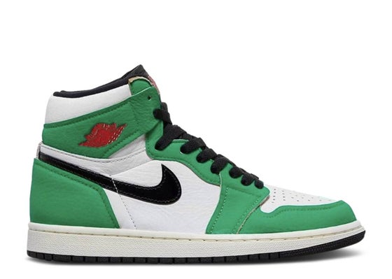 "Image of WMNS Air Jordan 1 Retro High OG ""Lucky Green"""