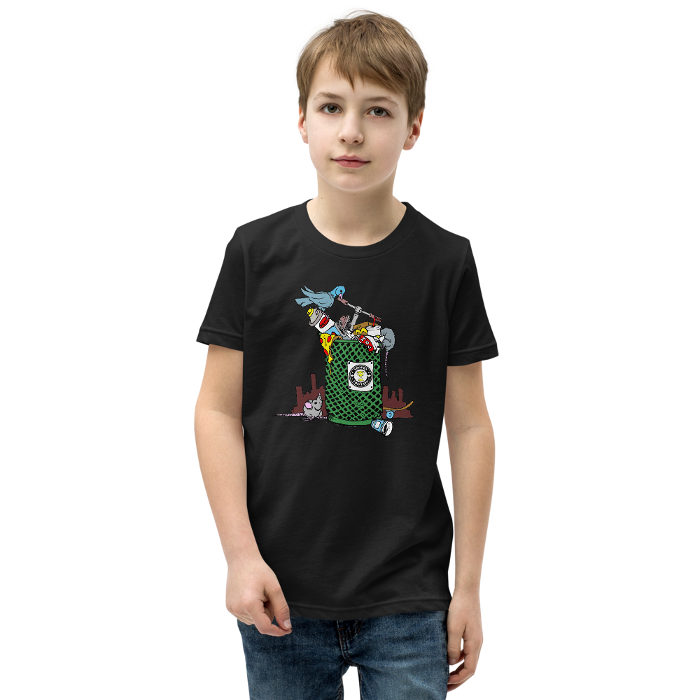 """Image of Youth Trophy """"Trashed"""" T-Shirt"""