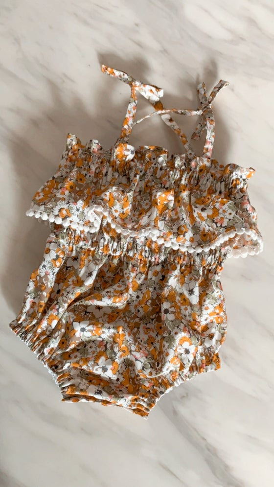 Image of Penelope playsuit
